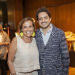 Carlos Jereissati e Sonia Quintella