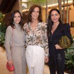 Carol Celico, Renata Scarpa e Lu Tranchesi