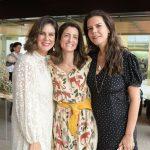 Ciccy Halpern, Luciana Gelfi e Carol Porto