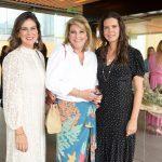 Ciccy Halpern, Riccy Souza Aranha e Carol Porto