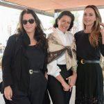 Claudia Tannous , Maro Lorenzetti e Marina Conde