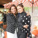 Cris Trussardi e Pilar Vidigal