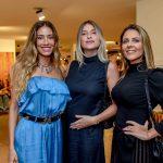 Daniela Novaes, Carol Raucci e Marcelle Caruso