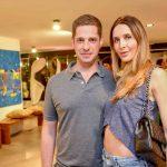 David Deutsch e Stephanie Bernardi