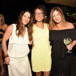 Fernanda Lara Campos, Carol Escobar e Juana Martinez