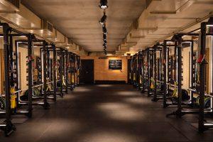 Tonus Gym – The Muscle Lab