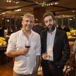 Guilherme Amorozo e Theo Grahl