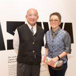 Jo Takahashi e Dirce Miyamura