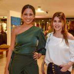 Luciana Moura e Maria Genoso
