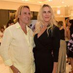 Marcello Soares Almeida Prado e Isa Lander