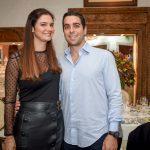 Marina e Guilherme Nahas