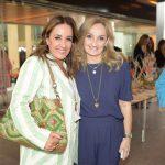 Martha Barella e Patricia Montanarini