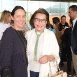 Monica Giannella e Gilda Souza Aranha