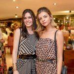Rachel Toyama e Julia Pereira