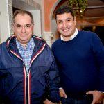 Riberto Liguori e Andre Rodrigues
