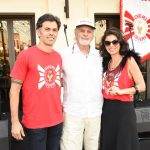 Sergio Morison, Roberto Suplicy e Fernanda Suplicy