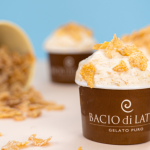 Novos sabores Bacio di Latte para as crianças
