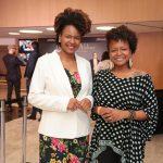Sheila Makeda e Shirley Leela