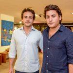 Vinicius Neves e Rodrigo Ticoulat