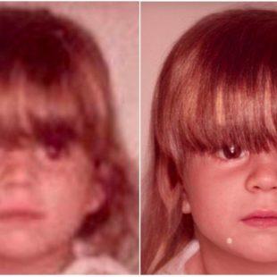Resgatando as fotos da infância