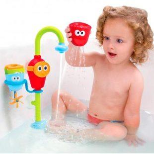 Torne a hora do banho mais divertida