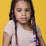 Blue Ivy, filha de Beyoncé, ganha seu primeiro prêmio como compositora aos sete anos