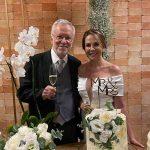 Ex-jornalista da Globo Alexandre Garcia se casa aos 79 anos