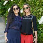 Adriana Kherlakian e Claudia Falchi Soares