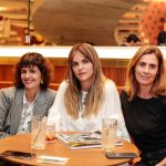 Ana Strumpf, Juliana Jabour e Patricia Coelho