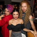 Annoys Azul, Bianca Pardim e Diego Santana