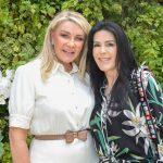 Bia Doria e Eliandra Mendes