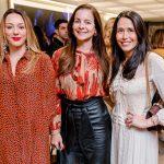 Camila Garcia, Isabela Menezes e Paula Severiano Ribeiro