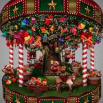 Chegada de Papai Noel abre oficialmente Natal do Shopping Pátio Higienópolis