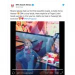 Casal fica noivo no KFC, emociona a web e ganha casamento e lua de mel