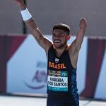 Petrúcio bate recorde dos 100m e se torna o paralímpico mais rápido do mundo