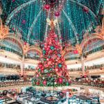 Galeries Lafayette inaugura sua tradicional árvore natalina