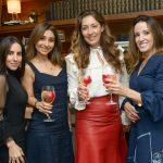 Carla Mansur, Nely Saab, Silvia Helena Cury e Lalá Manzini