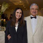 Claudia Bork Saad e João Carlos Saad