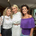 Claudia Martinez, Bia Doria e Terezinha Geo Rodrigues