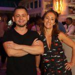 Diego Sierra e Ana Paula Mestieri