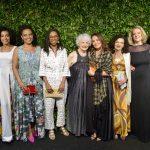 Equipe Brazil Foundation e Homenageadas