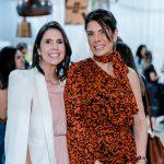 Fabiana Leite e Patricia Brandão
