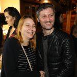 Fernanda Martins e Bernardo Correa