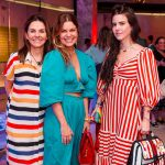 Giza Rabello, Ana Dias Zander e Lu Novis