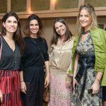 Giovanna Motta, Carla Zancaner, Alessandra Martins Del Priore e Fernanda Kujawski