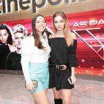 Giovanna Chaves e Aline Pocaia