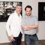 Gustavo Martins e Ronaldo Rigazzo