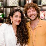 Julia Gastin e Raphael Tepedino