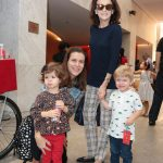 Kika, Marina, Francesca e Max Rivetti