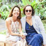 Lele Veloso, Lissa Carmona e Patricia Bonaldi
